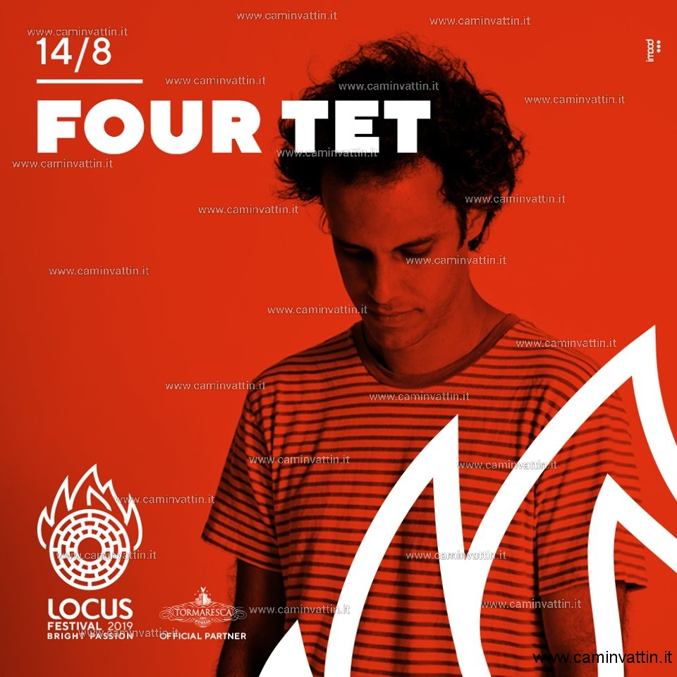 four tet locus festival 2019