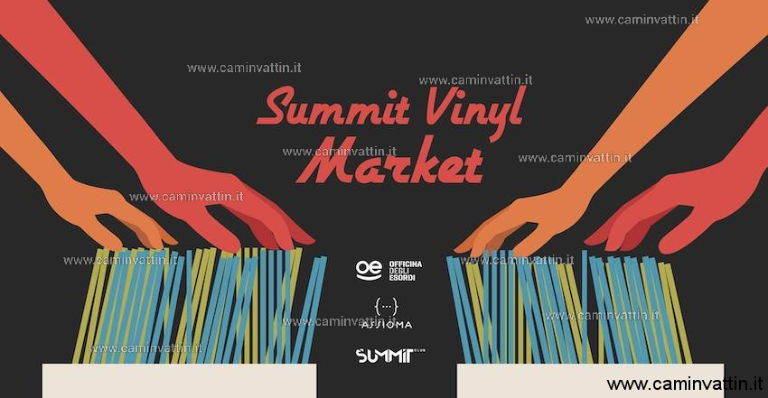 summit vinyl market officina degli esordi
