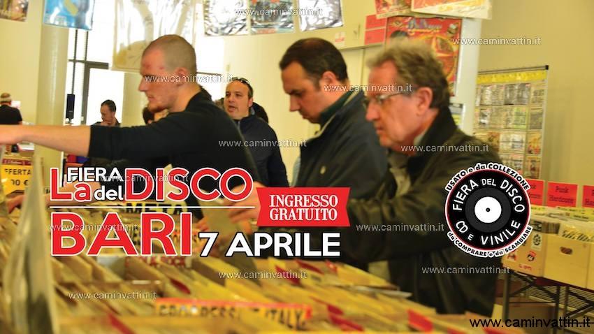A Bari la Fiera del Disco CD Dvd e Vinile