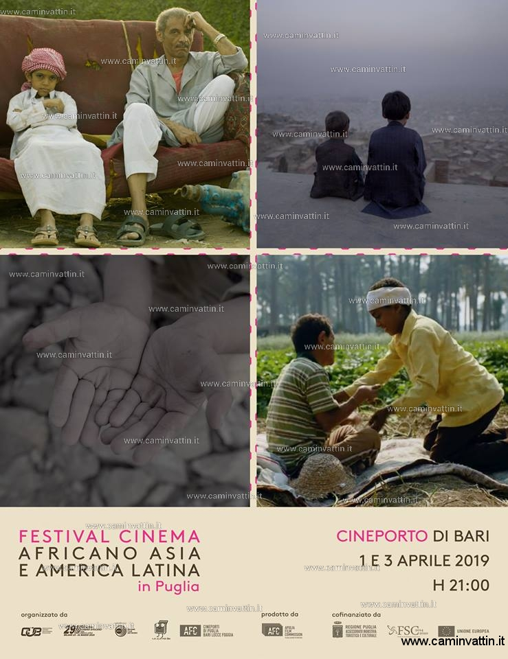 Festival del Cinema Africano Asia e America Latina in Puglia 2019