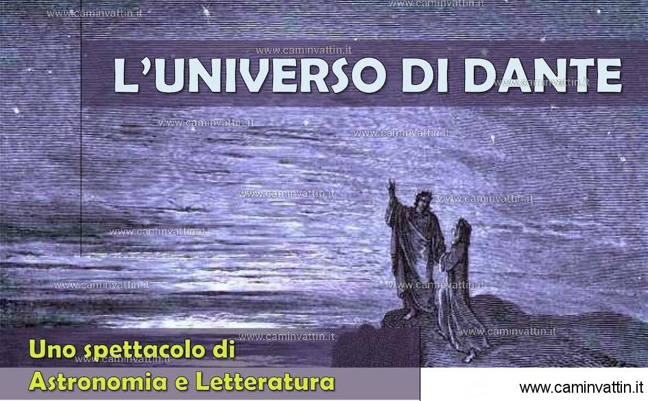L Universo di Dante planetario sky skan bari