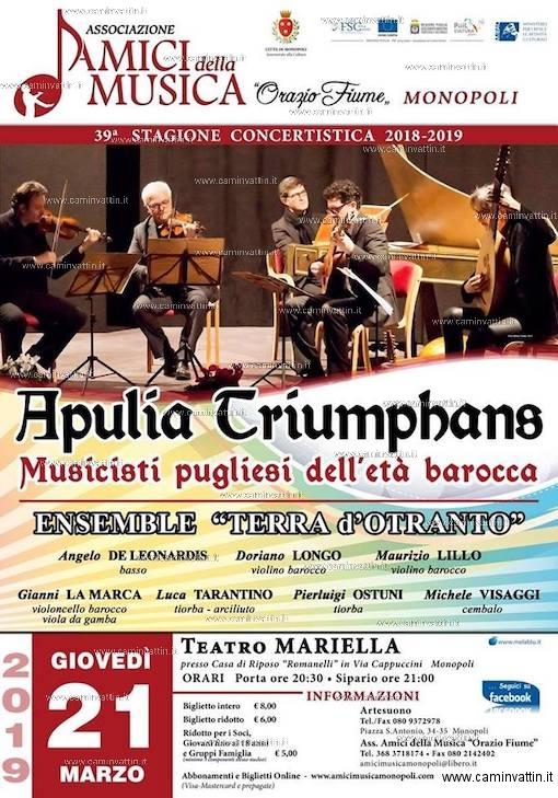 apulia triumphans teatro mariella monopoli