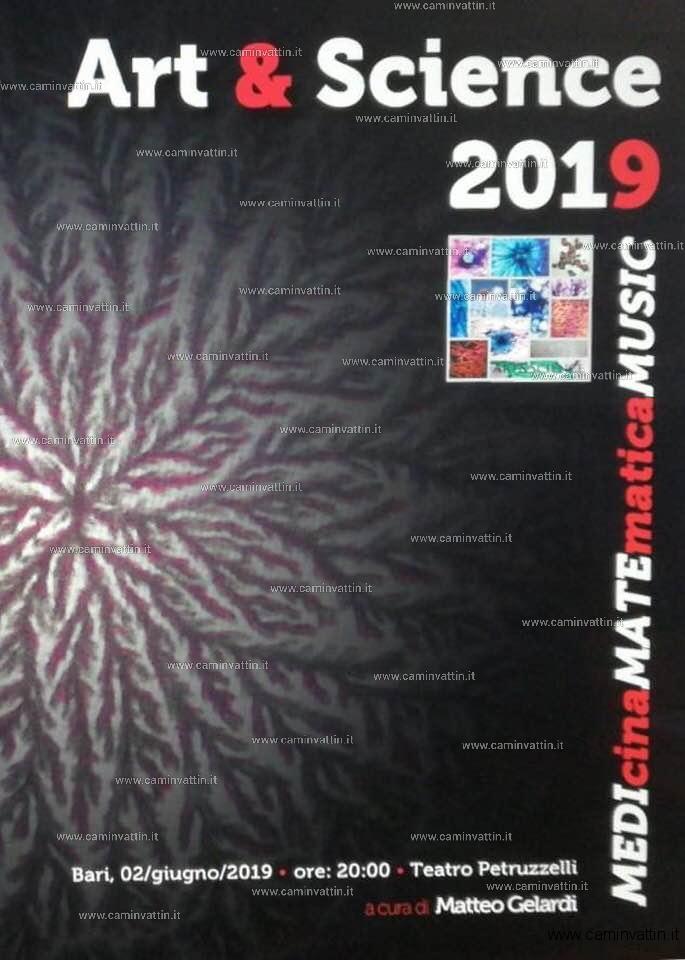 art e science 2019 matteo gelardi teatro petruzzelli