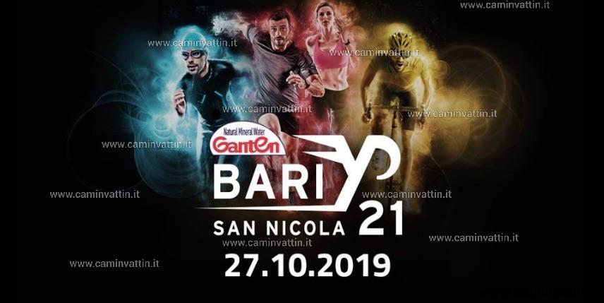 bari21 half marathon 2019 san nicola