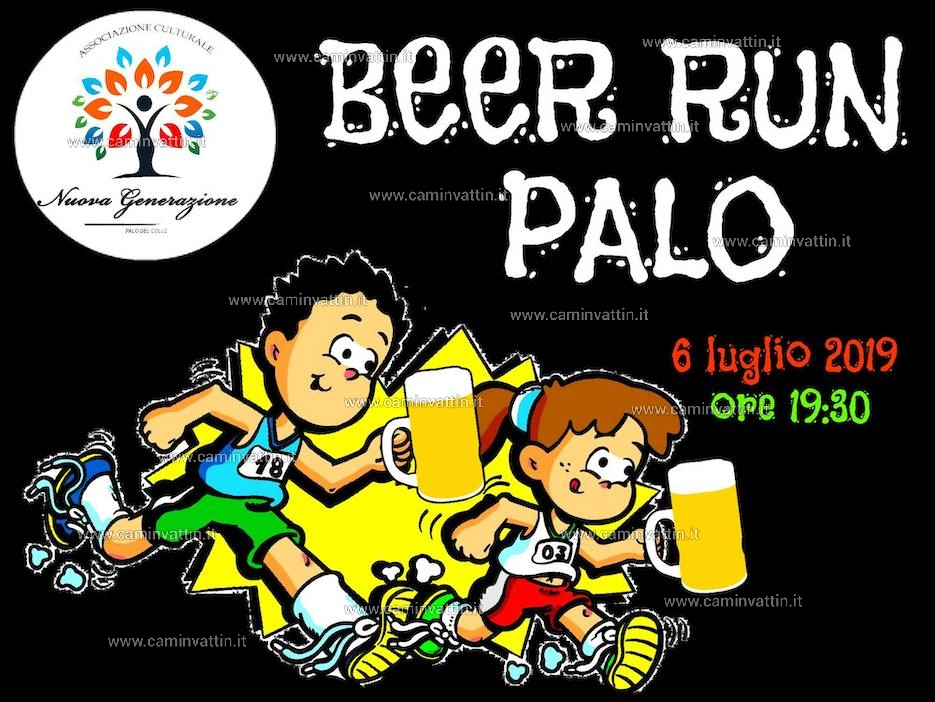 beer run palo del colle