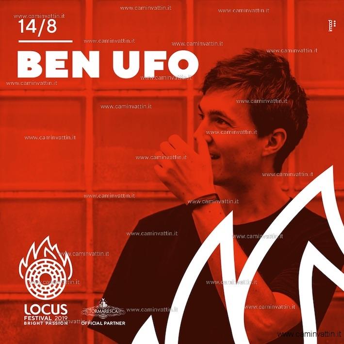 ben ufo thomson locus festival