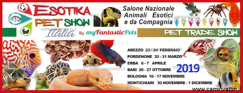 esotika pet expo 2019 bari
