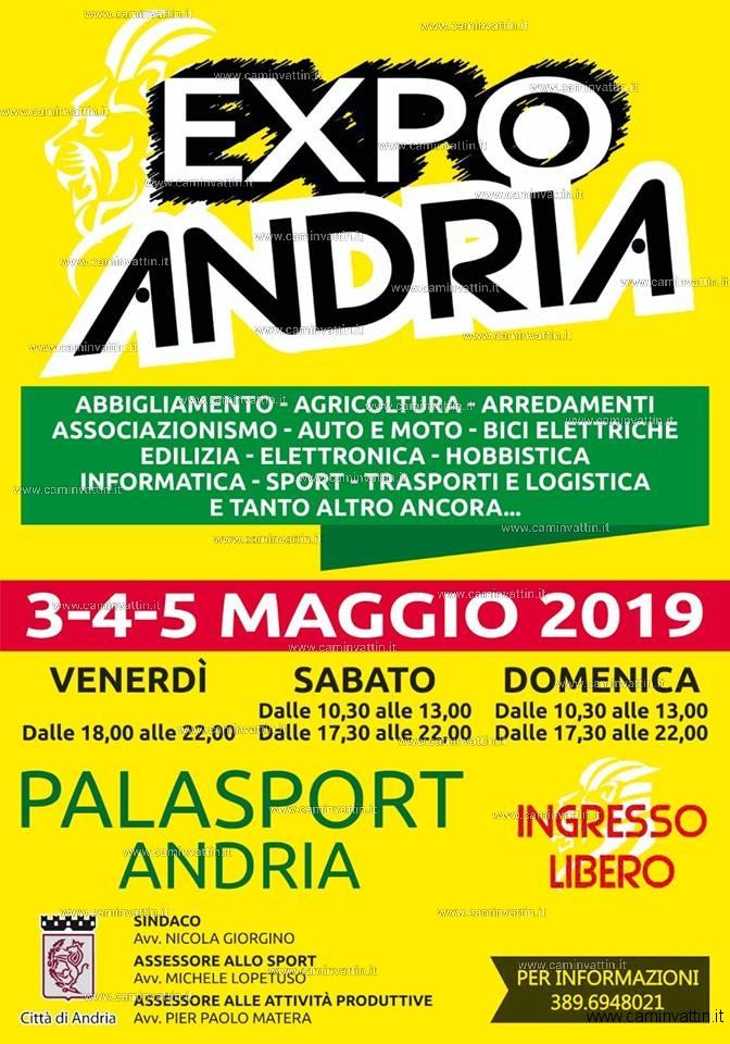 expo andria 2019