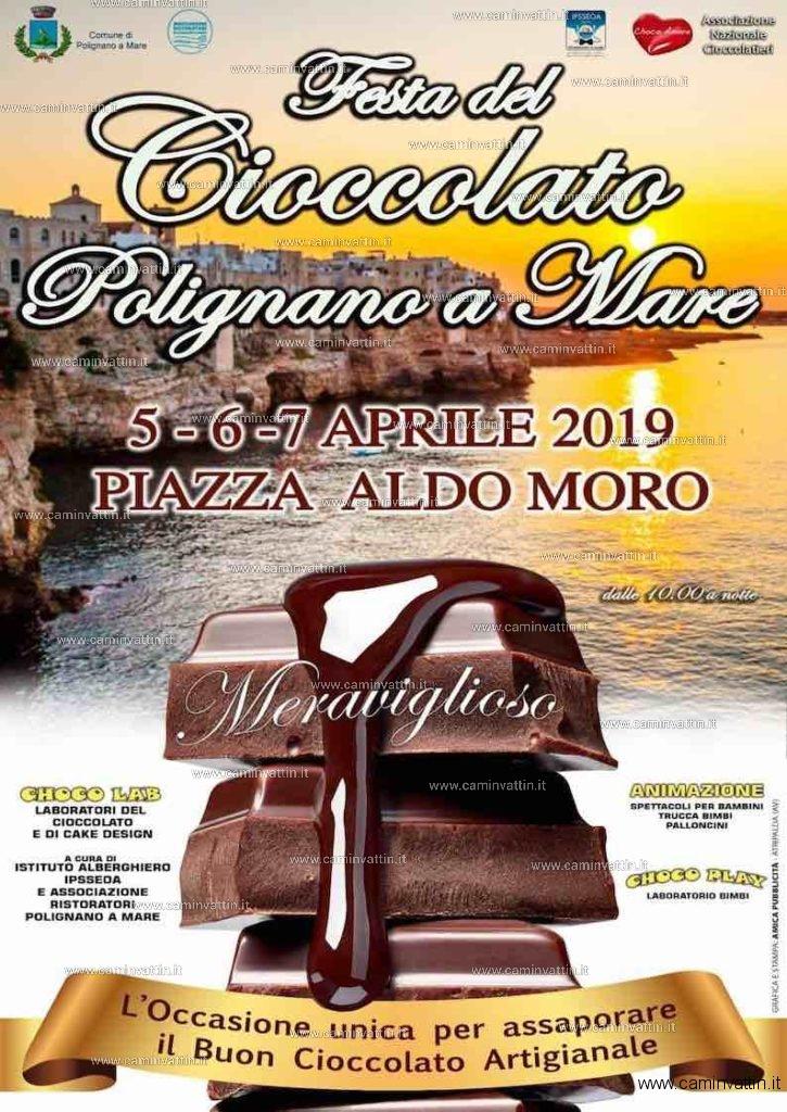 festa del cioccolato polignano a mare