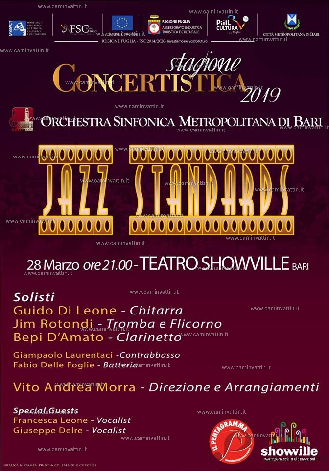 jazz standards showville mungivacca