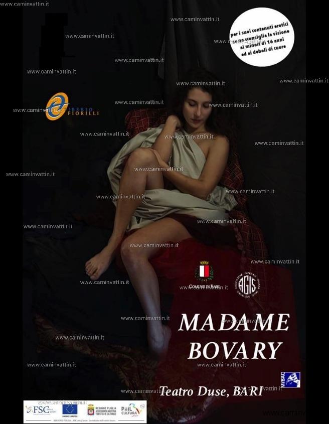 madame bovary compagnia tiberio fiorilli