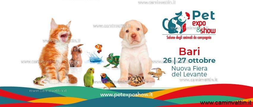 Esotika Pet Show: arriva a Bari la fiera nazionale dedicata a tutte le specie animali