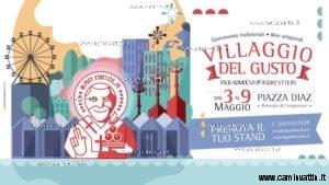viallaggio del gusto 2019 festa san nicola