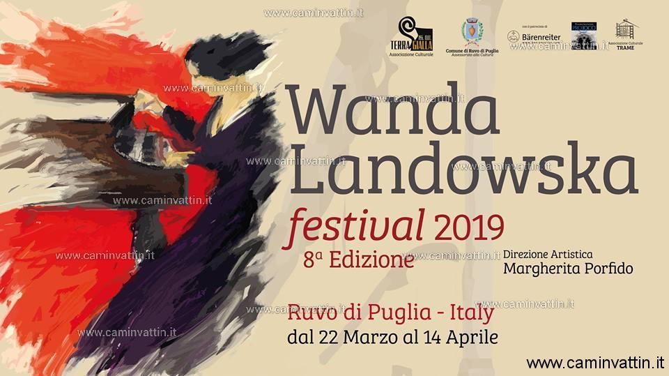 wanda landowska festival 2019 ruvo di puglia