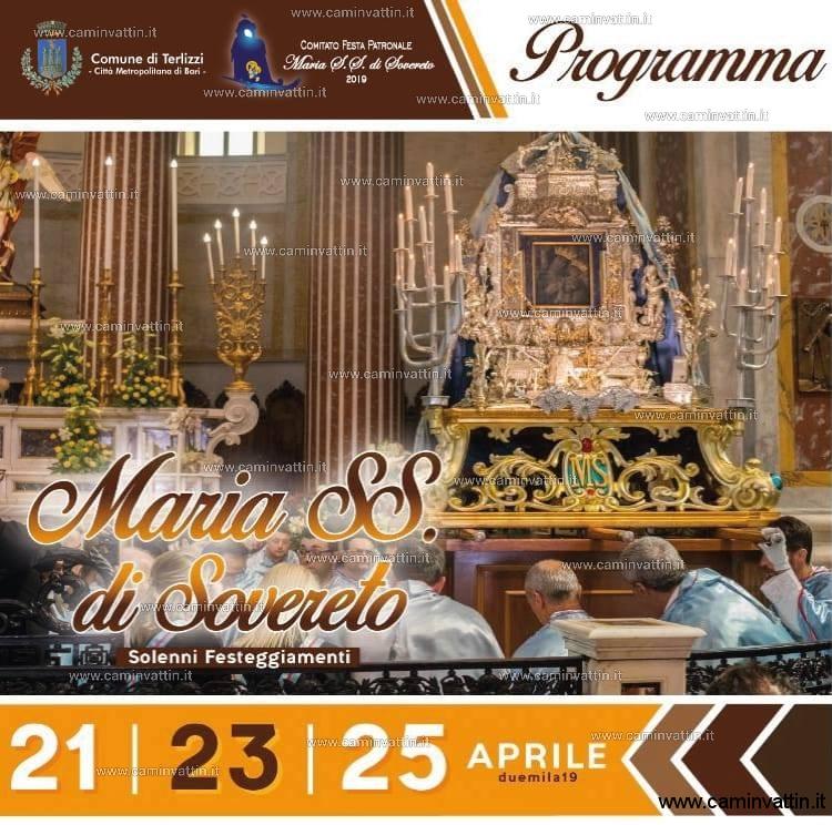 Festa patronale della Madonna di Sovereto 2019