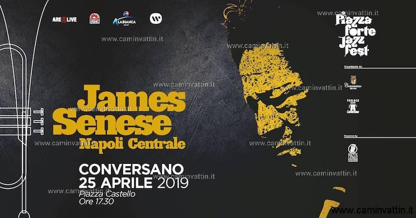 James Senese Napoli Centrale Conversano