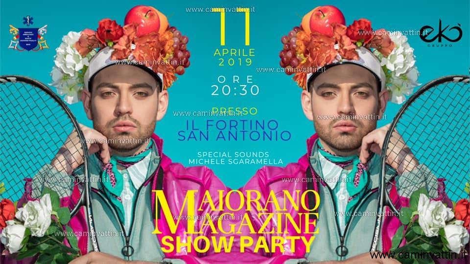 Maiorano Fashion Show al Fortino SantAntonio