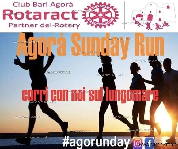 Agora Sunday Run