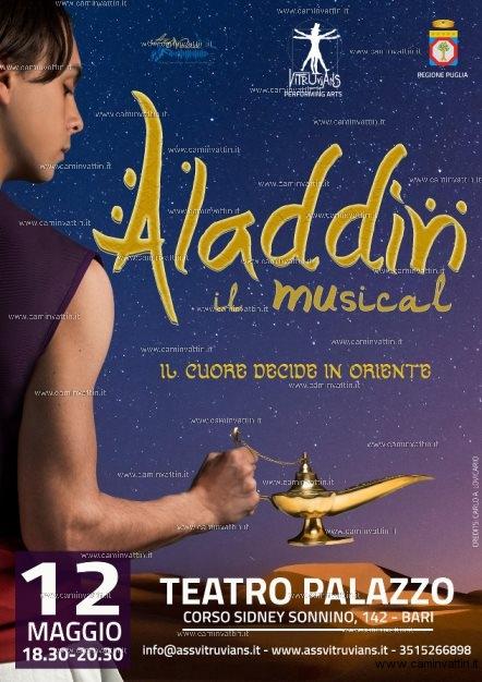 aladdin teatro palazzo
