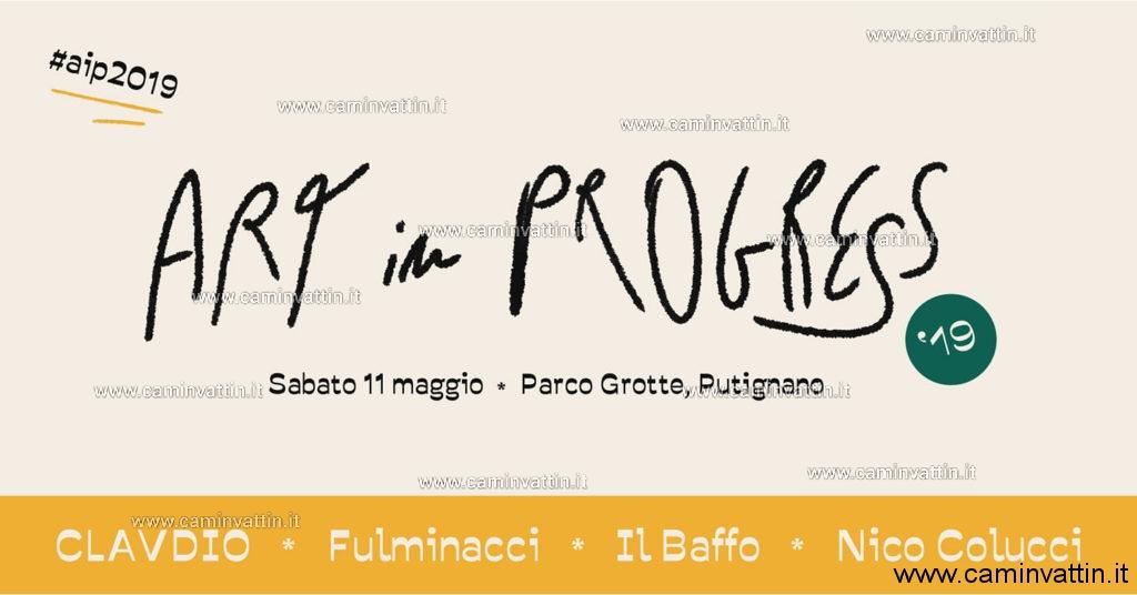 art in progress 2019 putignano