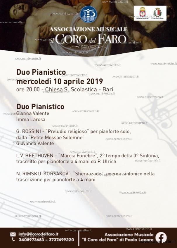 duo pianistico valente larosa santa scolastica bari