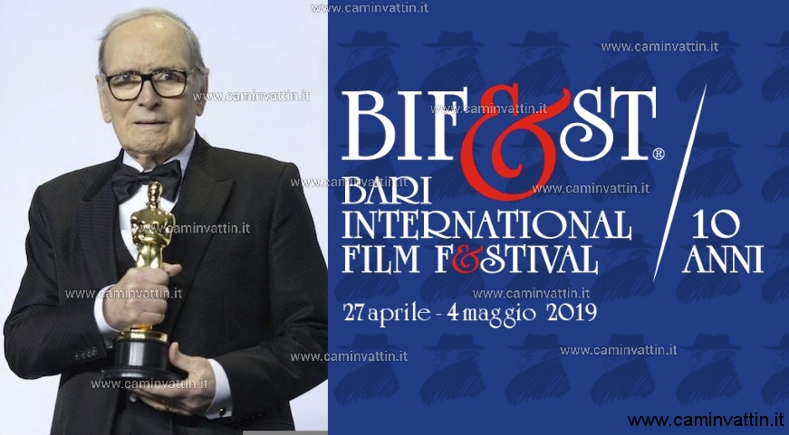 ennio morricone bifest 2019 bari international film festival