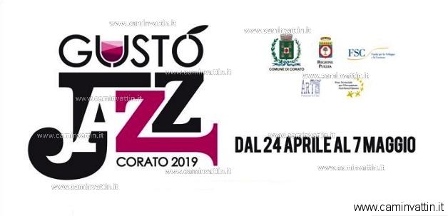 gusto jazz corato 2019