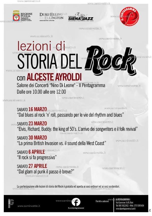 lezioni di storia del rock alceste ayroldi