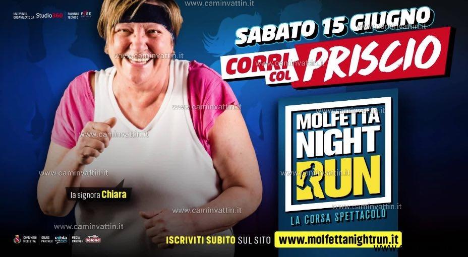 molfetta night run 2019