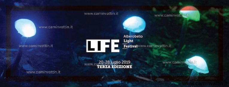 LIFE Alberobello Light Festival 2019