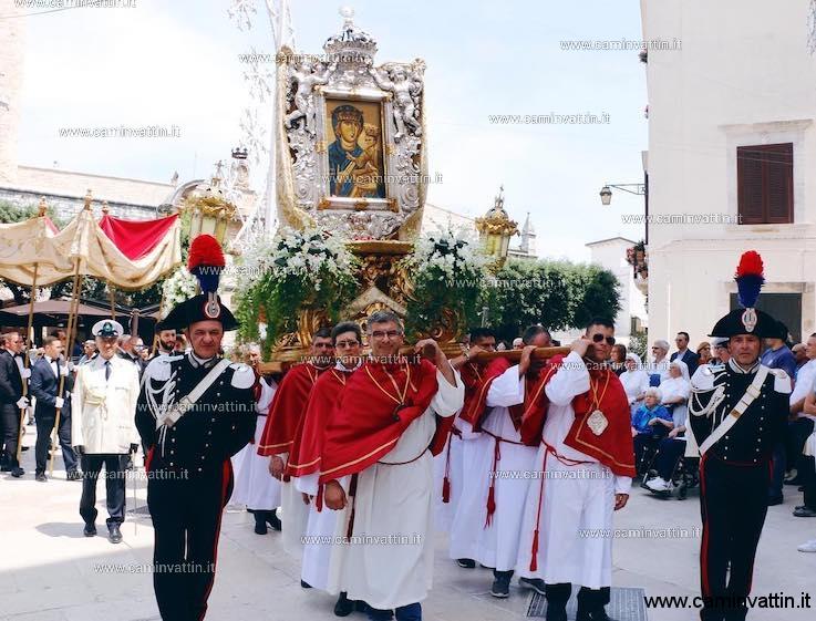 La Domenica della Festa di Conversano dedicata a Maria SS della Fonte