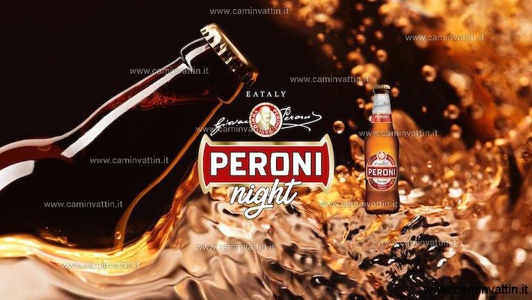 Peroni night eataly