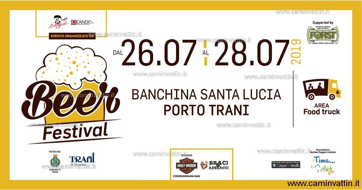beer festival 2019 trani