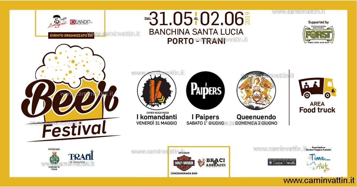 beer festival trani