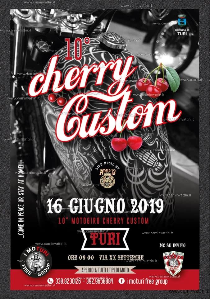 cherry custom 2019 turi