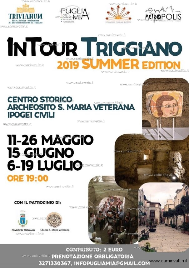 InTour Triggiano Summer Edition 2019