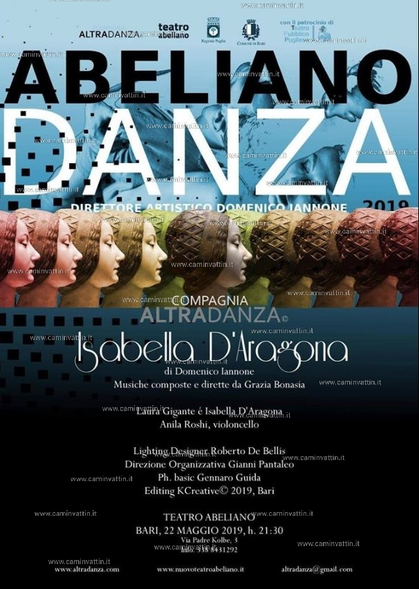 isabella d aragona abeliano danza