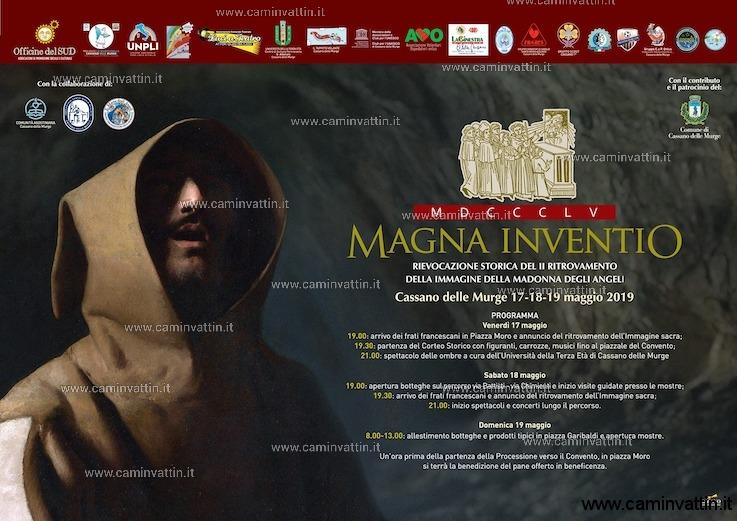magna inventio rievocazione storica