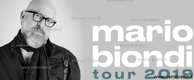 mario biondi tour 2019