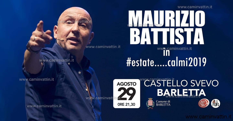 maurizio battista estate calmi 2019