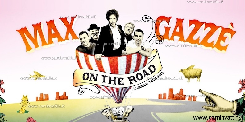 max gazze on the road monopoli