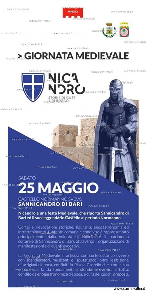 nicandro 2019 giornata medievale