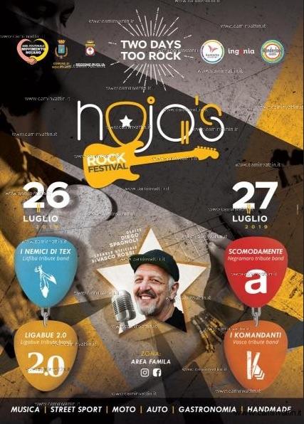 nojas rock festival 2019 noicattaro