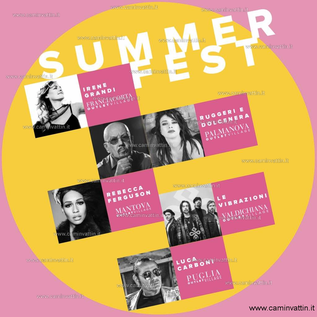 summer fest land of fashion 2019
