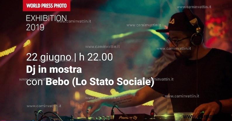 BEBO DJ SET de Lo Stato Sociale al Teatro Margherita