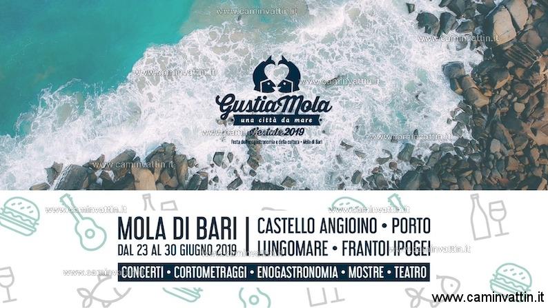 Gustiamola 2019 - Visit Mola di Bari enogastronomia pugliese