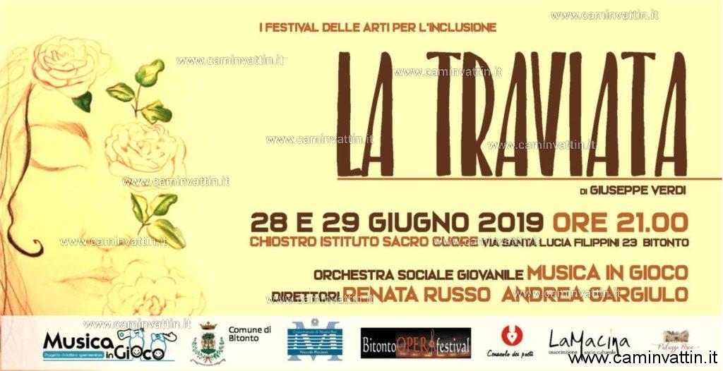 La Traviata Giuseppe Verdi Festival delle Arti per Inclusione