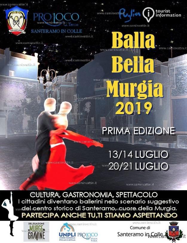 balla bella murgia 2019