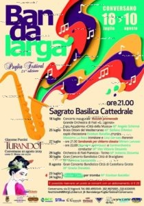 bandalarga puglia festival 2019