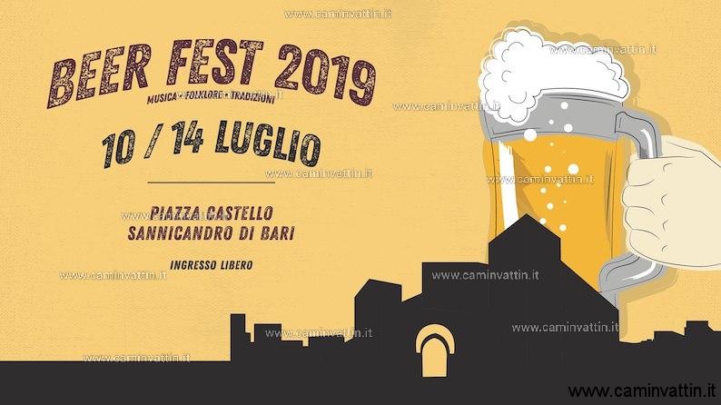 beer fest 2019 sannicandro